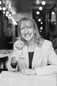 Marraine de l'édition printemps des Enchères de vins d'Ottawa